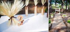Decoração para bodas de trigo....wheat wedding