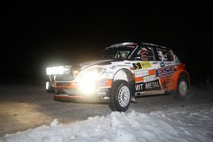 The FIA European Rally Championship has introduced The ERC Ice Master award for the highest point scoring driver on winter rounds of the {click picture for more information}