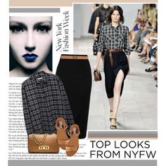 """""""NYFW"""" by sumarie on Polyvore"""