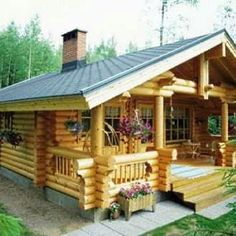 Largest Log Cabin Homes