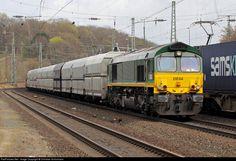 RailPictures.Net Photo: DE 64 HGK Häfen und Güterverkehr Köln BR 266 at Cologne, Germany by Christian Schürmann