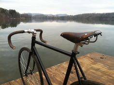 Fixie with a view