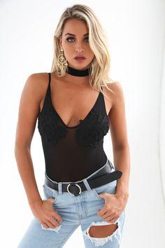 Power Of Elle Bodysuit