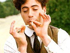 Chaplin (Robert Downey Jr. as Charlie Chaplin)