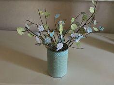 Petit bouquet de fleur en papier