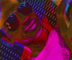 Self Portrait Neon