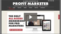 The Ultimate Profit Building Toolkit for Online Marketers - Profit Marketer