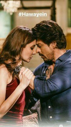 Shah Rukh Khan Movies, Shahrukh Khan, Bollywood Couples, Bollywood Actors, Srk Movies, Jennifer Winget Beyhadh, Glamour World, Movie Dialogues, Sara Ali Khan