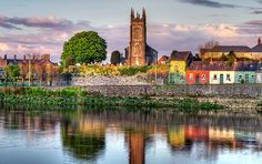 Shannon, Ireland. I would love to find all the graves of my ancestors here! I am closely related to the whole city!