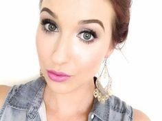 Summer Makeup Tutorial by Jaclyn Hill. She is such an amazing makeup artist/guru and absolutely GORGEOUS!!