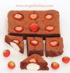 Tvarohovo čokoládový koláčik
