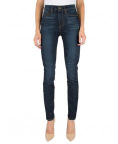 Paige Premium Denim Margot High-rise Ultra Skinny in Alanis Paige Denim, Fashion Editor, Perfect Fit, Fitness Models, Product Launch, Skinny, Celebrities, Pants, Shopping