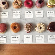 THIS is how Melbourne does doughnuts!