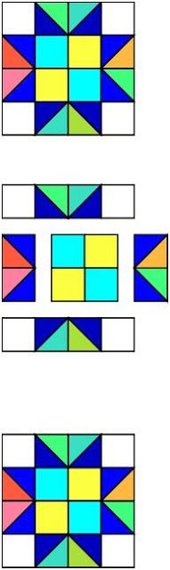 Single Star Quilt Pattern Tutorial