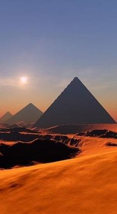 The Giza plateau, El Cairo, Egypt
