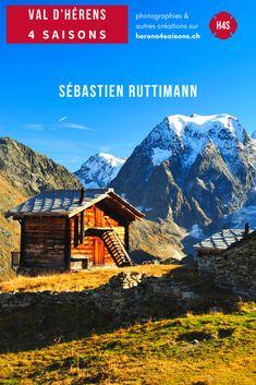 👀Photographe, créateur de vidéos et pilote de drones, Sébastien Ruttimann a fait ses débuts en photographie dès son plus jeune âge, inspiré par les magnifiques paysages qui l'entourent. Au fil du temps, des voyages et randonnées en montagne, il a aiguisé son œil et son expertise au point de pouvoir saisir sur image toutes les subtilités d'un paysage ou d'une lumière. ➽ Pour acquérir, offrir et faire plaisir en imprimé ou numérique, cliquez sur le lien. #herens4saisons… Drones, Geology, Point, Images, Photos, Activities, Landscape, Nature, Travel