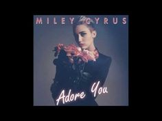 ▶ Miley Cyrus - Adore You (Metal/Post Hardcore Cover) - YouTube