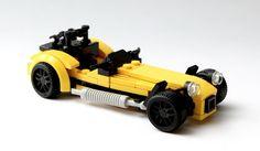 Lego Caterham Seven More