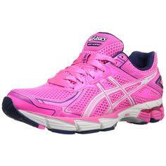 asics hot pink tennis shoes