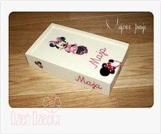Pudełko Mini dla dziewczynki