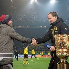 German DFB Cup Match - Borussia Dortmund vs Hertha BSC