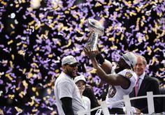 Superbowl champion Baltimore Ravens!