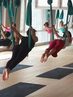 Yoga Hammock Aerial Yoga