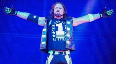 """One week after earning his WWE Championship Match at Royal Rumble by winning a Fatal Match, AJ Styles will confront """"The New"""" Daniel Bryan. Daniel Bryan, Wrestling Superstars, Wrestling News, Aj Styles, Wrestlemania 35, Vince Mcmahon, Wwe Champions, Wwe Wallpapers, Royal Rumble"""