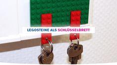 Ein echter Klassiker, dieses Spielzeug: Nicht nur für alle Junggebliebenen. Und KODi funktioniert es im Nu um. So kommt etwas Retro-Flair in Ihren Flur, Individualität und auch der Schmunzelfaktor Ihrer Gäste wird Ihnen gewiss sein. Einfach eine Legoplatte an die Wand montieren, ein Loch in einen flachen Stein bohren, einen Schlüsselring durchziehen und fertig ist Ihr außergewöhnliches Schlüsselbrett!
