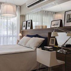 Home Bedroom, Bedroom Decor, Couple Room, Master Room, Suites, Luxurious Bedrooms, Beautiful Bedrooms, Apartment Design, Interiores Design