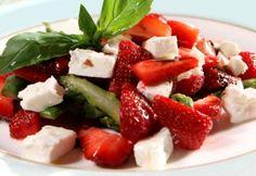 Der Wahnsinn! Spargel Erdbeer Salat