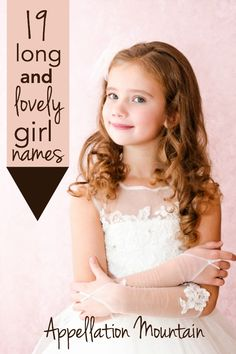 19 Long and Lovely Girl Names Anastasia and Violet girl names girl names 19 Girl Names elegant Girl Names rare girl names vintage Girl Names with meaning Classic Girls Names, Rare Baby Girl Names, Sweet Girl Names, Baby Girl Names Elegant, Pretty Girls Names, Middle Names For Girls, Girls Names Vintage, Romantic Girl Names, Unique Girl Names