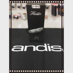 Andis Limited Edition Black Label Clipper #abbs #Atlanta #barber #supply #Andis #clipper #black #label #limited #edition #master Barber Clippers, Andis Clippers, Barber Shop Supplies, Beauty Supply, Shaving, Atlanta, Label, Tools, Black
