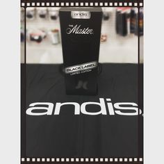 Andis Limited Edition Black Label Clipper #abbs #Atlanta #barber #supply #Andis #clipper #black #label #limited #edition #master