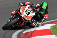 Imola Superpole - Eugene Laverty.  The Aprilia Racing Team tacked a demanding Superpole at Imola in preparation for the World SBK races. The end result was a double second row, both for Sylvain Guintoli (fourth best time) and for Eugene Laverty (fifth best) which does not entirely satisfy the riders, but leaves plenty of opportunity for them tomorrow. Discover more!