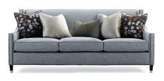Shop the Palisades Sofa by Bernhardt at Furnitureland South, the World's Largest Furniture Store and North Carolina's Premiere Furniture Showroom. Upholstered Seating, Bernhardt, Cushions On Sofa, Sofa, Furniture, Room Sofa, Living Room Sofa, Bernhardt Furniture, Living Room Furniture