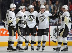 March 10, 2013 Penguins beat the Maple Leafs 5-4 in SO