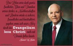 Öffnen wir unser Herz noch mehr, um es durch das Evangelium Jesu Christi mit Freude füllen und diese dann weitergeben zu können.