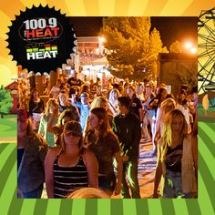 Don't miss the NEW CLUB HEAT 100.9 at the 2016 AV Fair & Alfalfa Festival (Aug 19 -28)!!!  Spectacular Sound & Light Show! See Local Band, DISTANT SKIES on Monday August 22nd  Theme Park ticket giveaways: Knott's Berry Farm, Legoland, Magic Mountain, Hurricane Harbor, Aquarium of the Pacific, San Diego Zoo & Safari Park and Seaworld!!  Win Concert Tickets: Marshal Tucker Band, Mr. Big, Lee Ann Womack, CARRIE UNDERWOOD, KEITH URBAN and more!!!