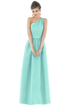 Shop Alfred Sung Bridesmaid Dress - D531 in Peau De Soie at Weddington Way. Find the perfect made-to-order bridesmaid dresses for your bridal party in your favorite color, style and fabric at Weddington Way.