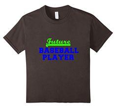 Kids Future Baseball Player T-shirt Young Baseball Players 4 Asphalt Zaysa T-shirt Youth http://www.amazon.com/dp/B01D9JX5CS/ref=cm_sw_r_pi_dp_mFR.wb184EWWX