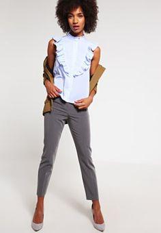 Topshop Camisa - white - Zalando.es