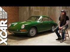 ▶ Magnus Walker's '66 Irish green Porsche 911 - XCAR - YouTube