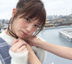 Cool Honda photo by Japanese Beauty, Asian Beauty, Hashimoto Kanna, Tsubasa Honda, World Most Beautiful Woman, Beautiful Girl Photo, Japanese Models, Hairstyles With Bangs, Girl Photos