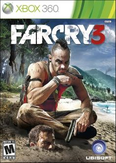 Far Cry 3 - Far Cry 3 X360 Product Features  Use an arsenal of weapons and explosives to run gun-first into the action, take down nearby adversaries with your blade or snipe unsuspecting enemies from a distance Explore an island playground as stunnin