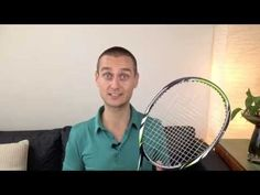 EFT Tapping for Sports: Tennis - YouTube Tennis Games, Eft Tapping, Tennis Racket, Youtube, Table, Sports, Hs Sports, Sport, Tables
