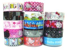 Hello Kitty Deco Tape