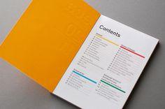 ECA 2011 Prospectus - Award-winning Graphic Design Agency, Glasgow | Branding and Logo Design