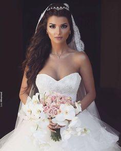 15 ideias de maquiagem para noivas - #maquiagemnoiva #noivas #casamento #noiva