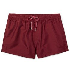Dolce & Gabbana Boxer Swim Shorts - dangerous tanning beasts for the Dubai summer season.